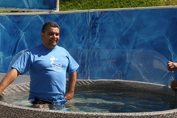 EastLake Church Baptism: August 29, 2010