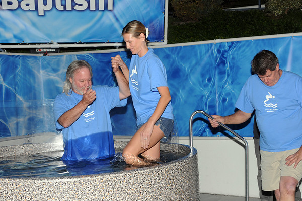Eastlake Church Baptism: Saturday January 16, 2010