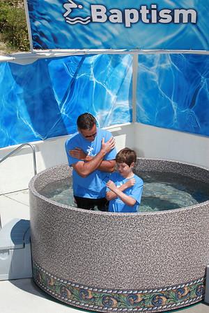 EastLake Church Baptisms: April 17, 2011