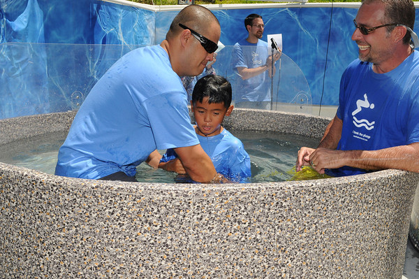EastLake Church Baptism: July 17, 2011