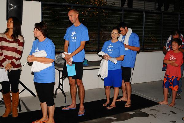 Baptism November 17, 2012