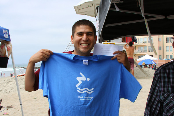 Beach Baptism: July 15, 2012