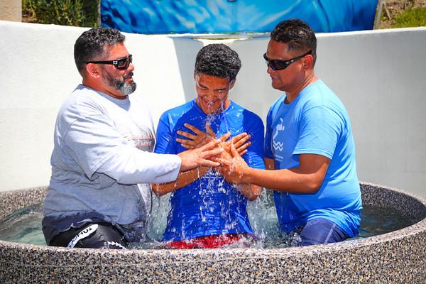 Baptism April 21, 2013 11:00am service