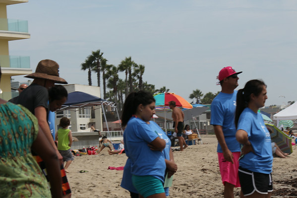 Beach Baptism July 27, 2014