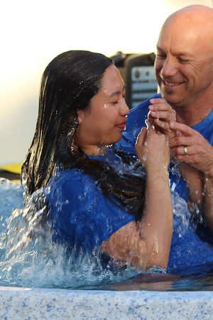 Baptism: March 21, 2015 5pm service