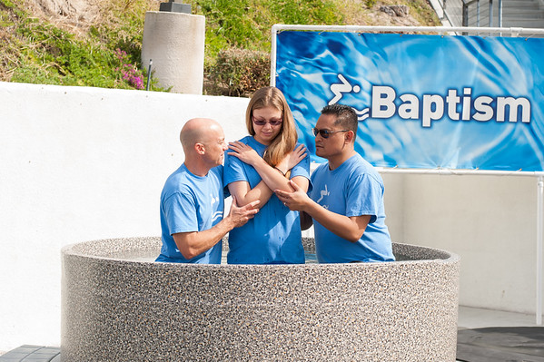 Baptism: March 22, 2015 9:15am service