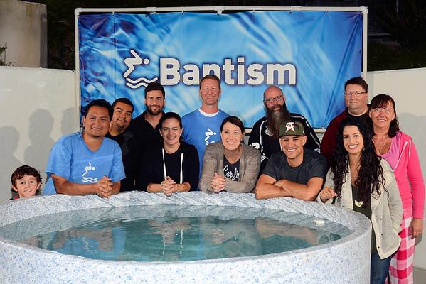Baptism: November 7, 2015 630pm service