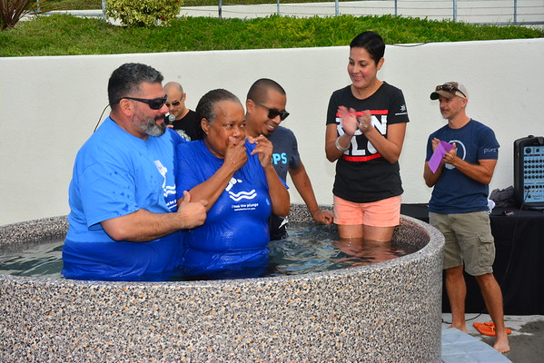 CV Baptism November 20, 2016 12:45pm service