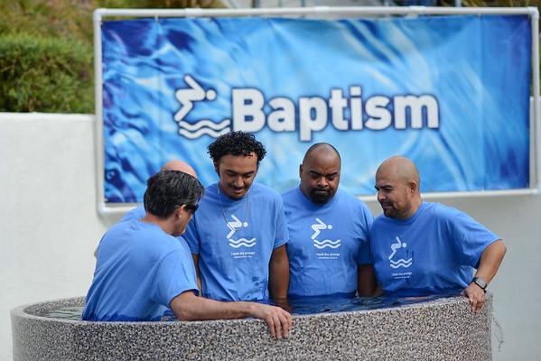 CV Baptism November 20, 2016  9:15am service