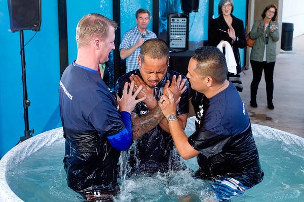 Baptism - May 6, 2017 - 6:00pm