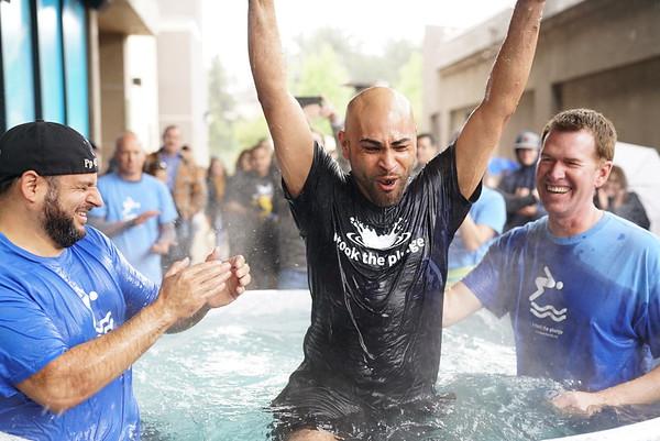 Baptism - May 7, 2017 - 9:15am