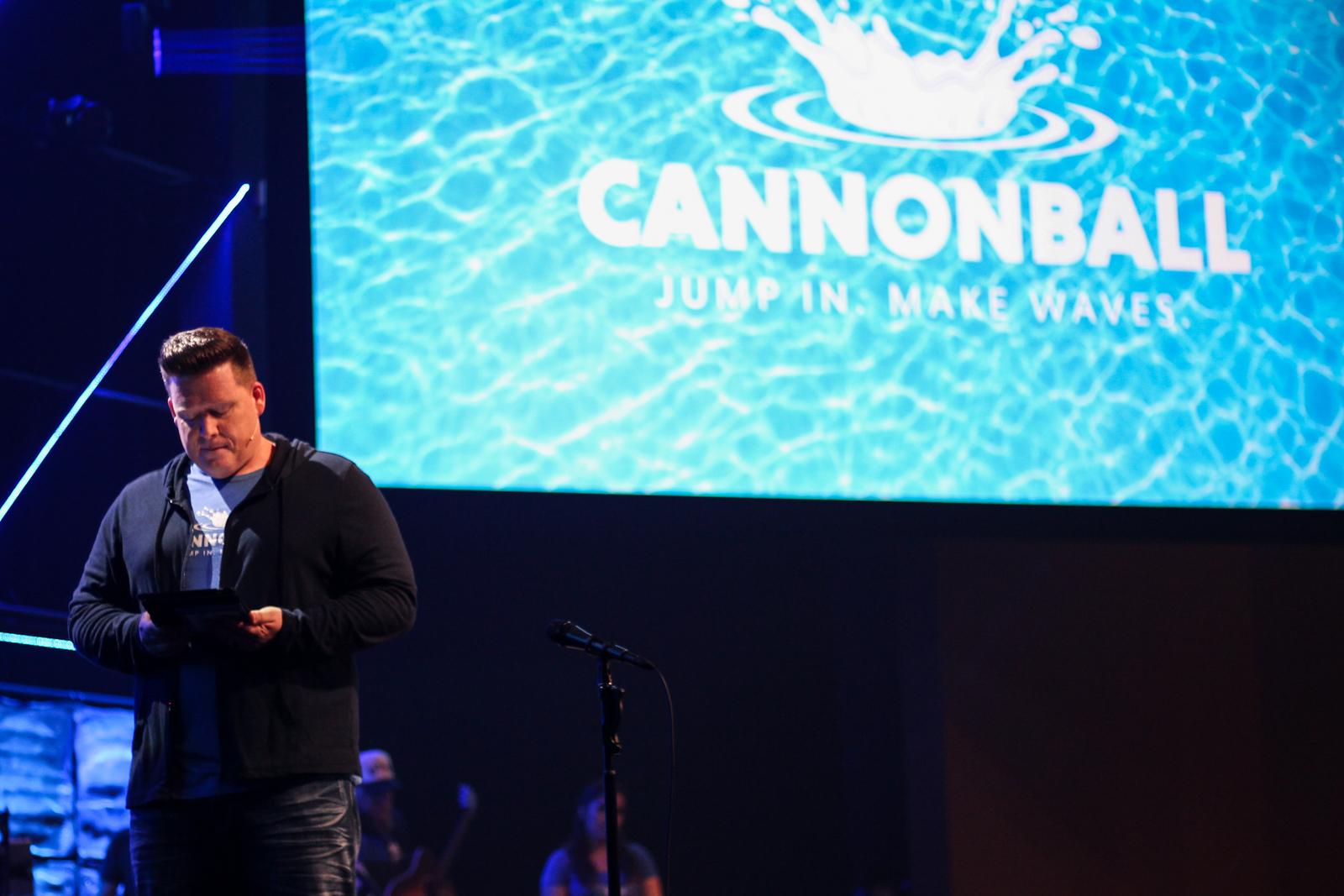 Eastlake Church Cannonball Commitment Night