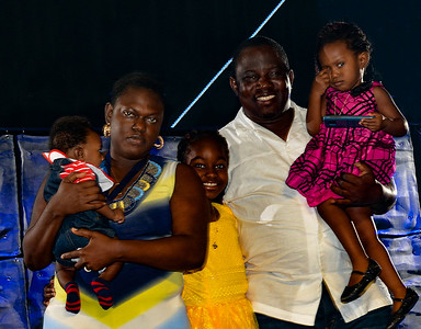 Child Dedication December 4, 2016 Akintunde Family