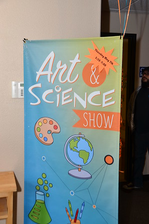 Children's Art & Science Show May 7, 2015