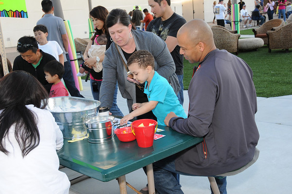 Eastlake Children's Art and Science Show May 4, 2012