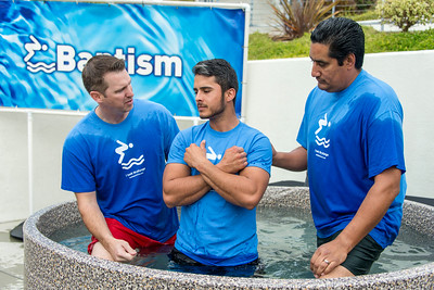 Feb 5th, 2017 Baptism - Chula Vista