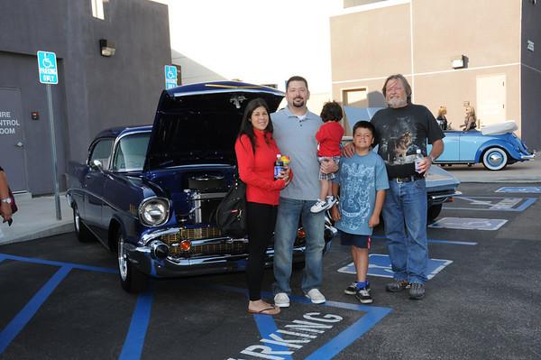 Father's Day 2012: Saturday Service
