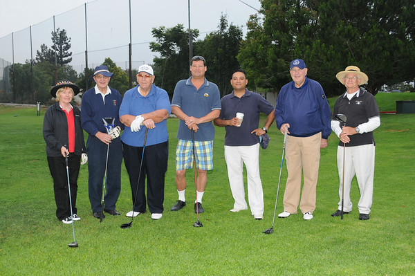 Activity Group: Saturday AM Golf Group July 10, 2010