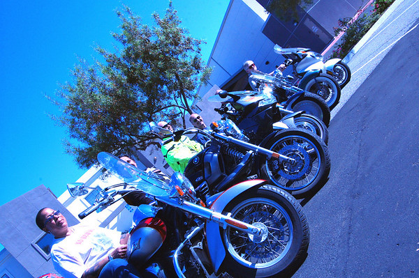 Activity Groups: Saturday Morning Motorcyclists July 17, 2010