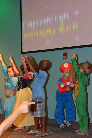 October 30, 2011: Halloween at EastLake Church - Chula Vista campus