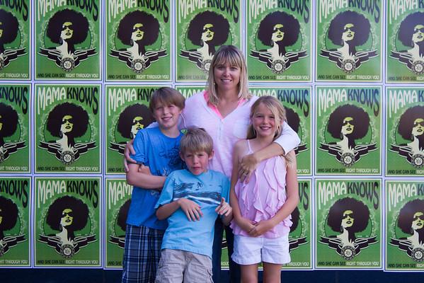 Mother's Day at Chula Vista, May 11, 2013