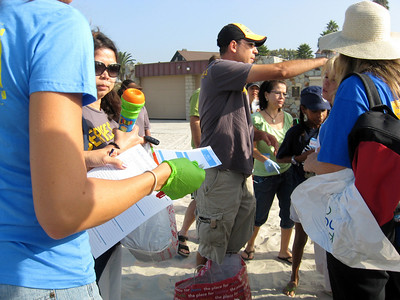 EastLake Serves: Coastal Cleanup