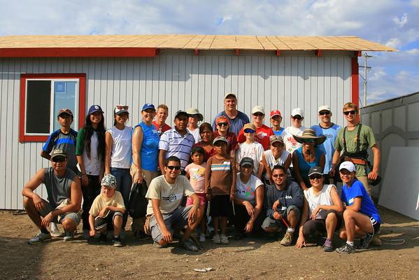 Mexico Housebuild 2013