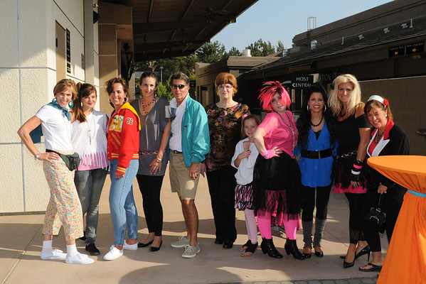 Members Only 80's Party August 12, 2011