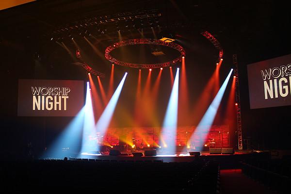 Worship Night November 21, 2014
