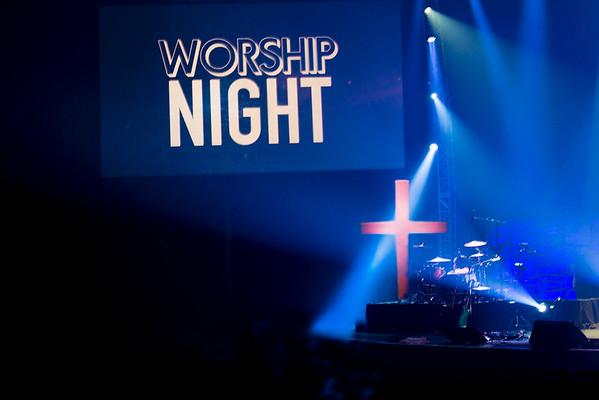 Worship Night November 23, 2014