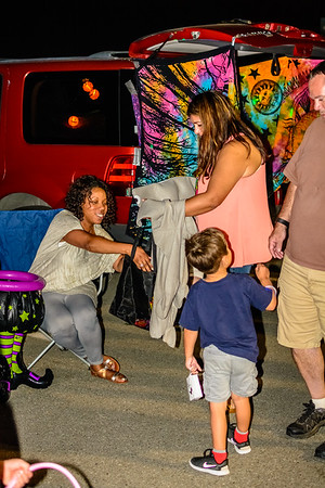 October 29, 2016: Trunk or Treat