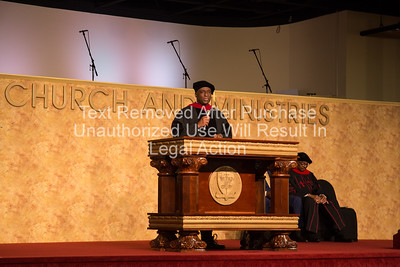WOG Bible Institute Graduation