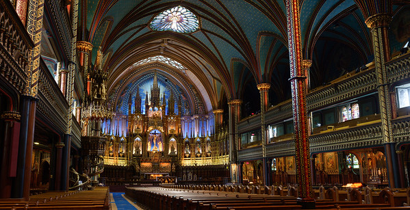 Montreal Churches