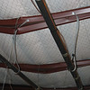More failed purlins, and  some air conditioner refrigerant lines that will have to come out to make the repairs.