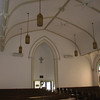 Back of the sanctuary