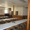 Basement fellowship hall, under the sanctuary