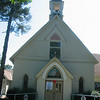 It's a really cute, and historical building, well maintained by the members of the congregation.