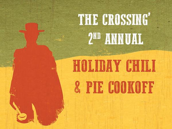 2nd Annual Chili & Pie Contest 2017
