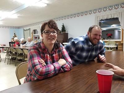 Church Christmas party 11/26/17