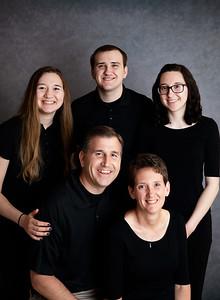 Buehler, Jason, Annette, Faith, Daniel and Abigail