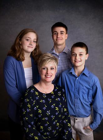 Schreiber, Sara, Braden, Paige and Caleb2