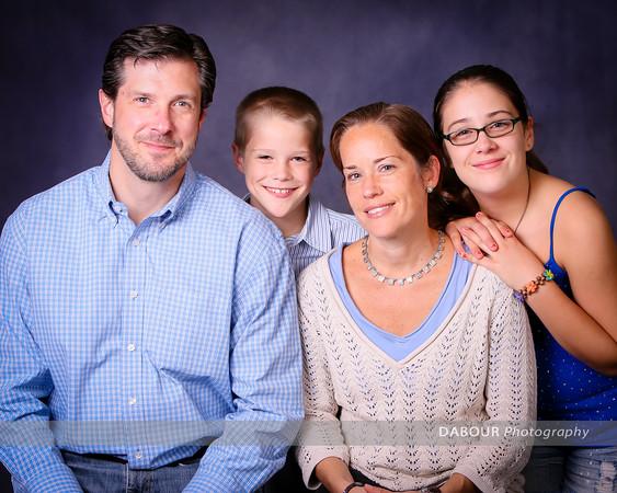 Curtin Family photos