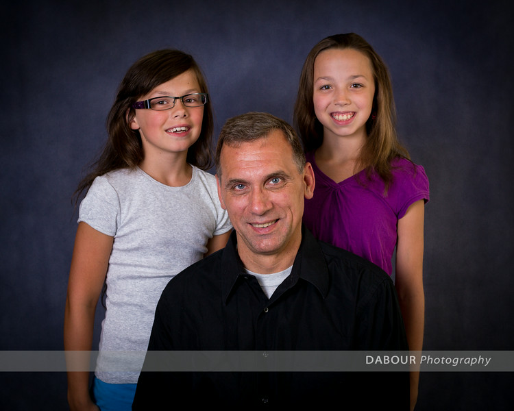 Daniel's Family Portrait