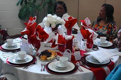 2013 Women's Tea