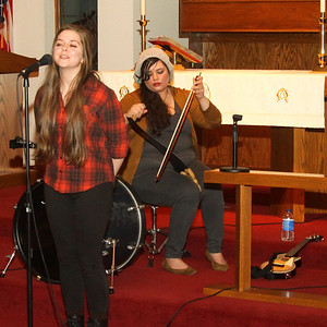 April 27, 2014. Beautiful Music in our Church