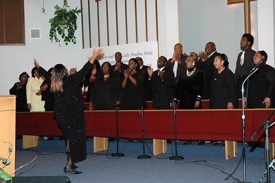 Greater Pentecostal Choir