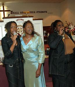 Divine Purpose Concert.  Wichita, Kansas.  Sept 30, 2006.