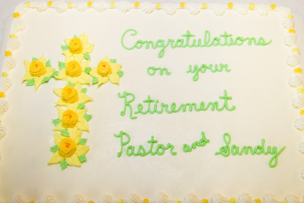Dr. Terry Parker retires from Vermilion's Trinity Lutheran after 16 years of Leadership. November 27, 2011