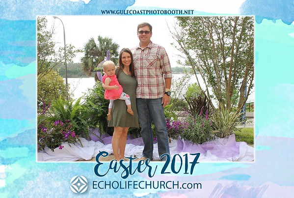 Echo Life Church Easter 2017 Photo Booth Prints