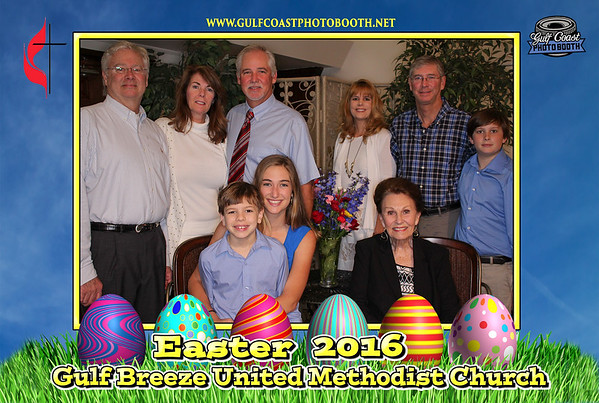 GBUMC Easter 2016 Photo Booth